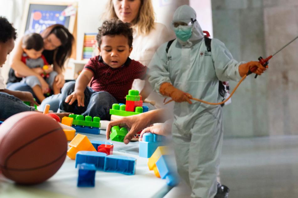 Coronavirus: Saarland schließt ab Montag alle Schulen und Kitas