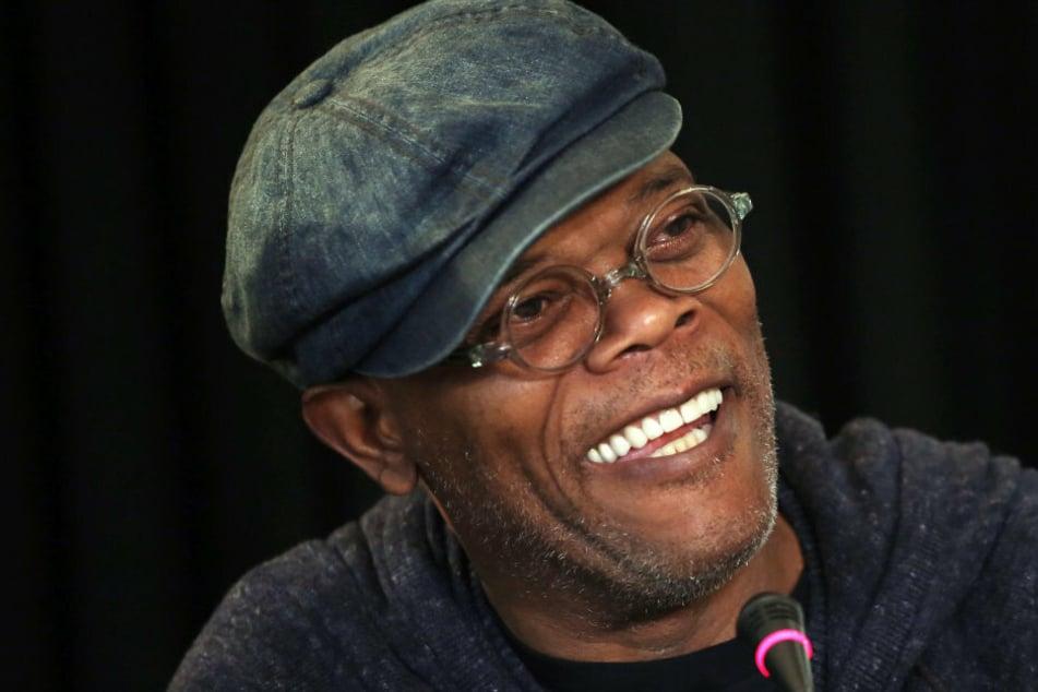 """Samuel L. Jackson (71) ist in vielen namhaften Hollywood-Produktionen wie in """"The Avengers"""" zu sehen."""