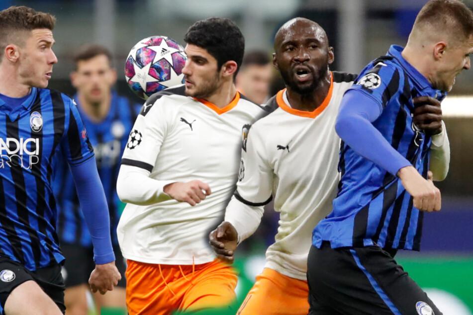 Ein Drittel der Valencia-Spieler positiv getestet! Champions-League-Spiel schuld?