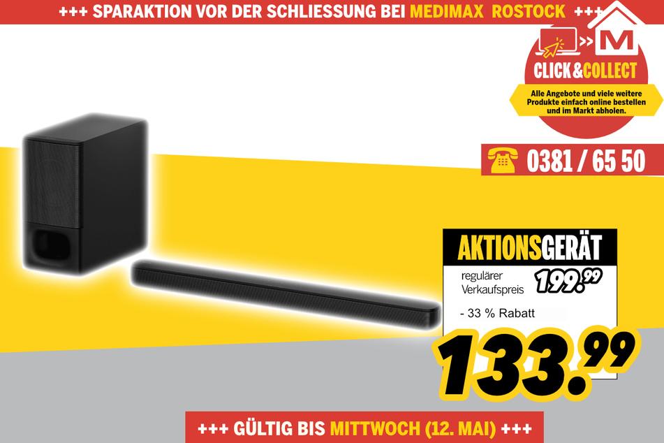 HTS 350 von Sony für 133,99 Euro