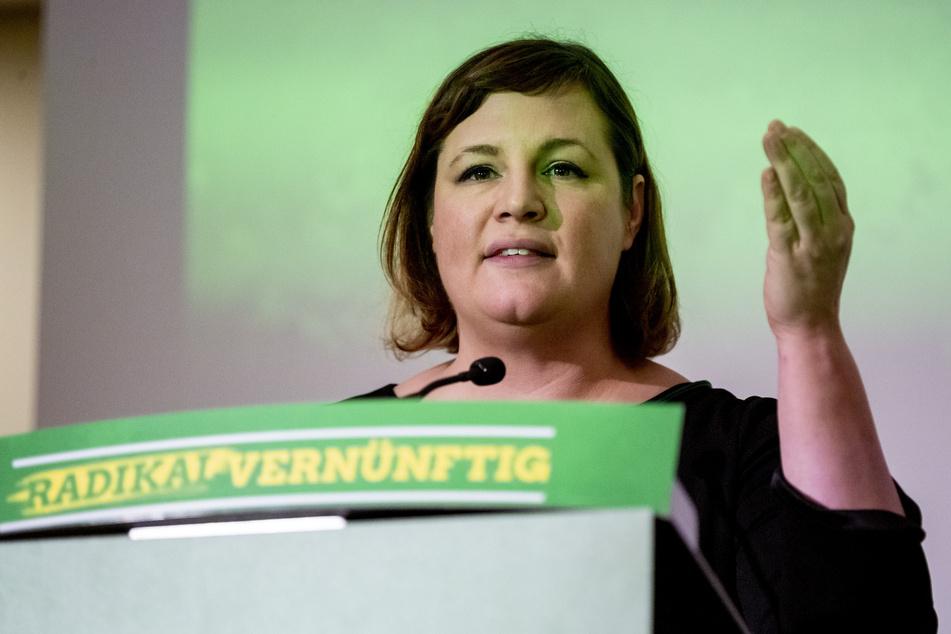 Die Berliner Grünen-Fraktionsvorsitzende Antje Kapek will Feuerwerk an Silvester in der Hauptstadt verbieten.