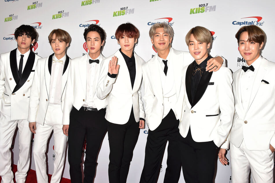 BTS might not have won awards, but they still made history at the Grammys