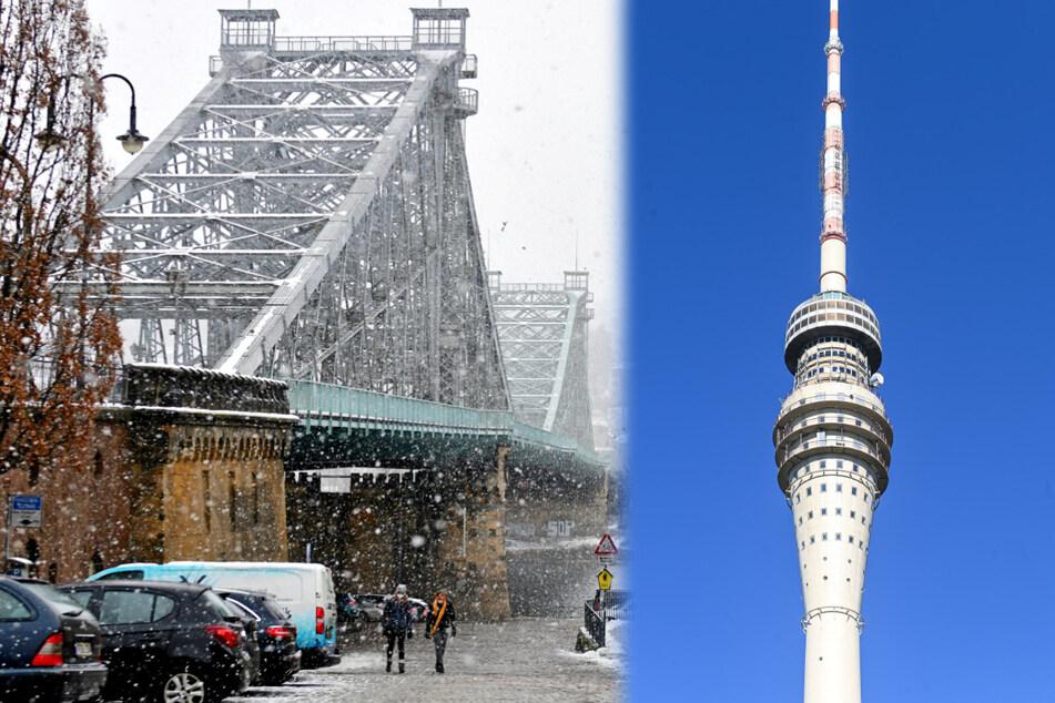 Fernsehturm oder Blaues Wunder? Millionen-Streit im Dresdner Osten