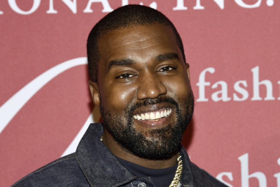 US-Rapper Kanye West (43). (Archivbild)