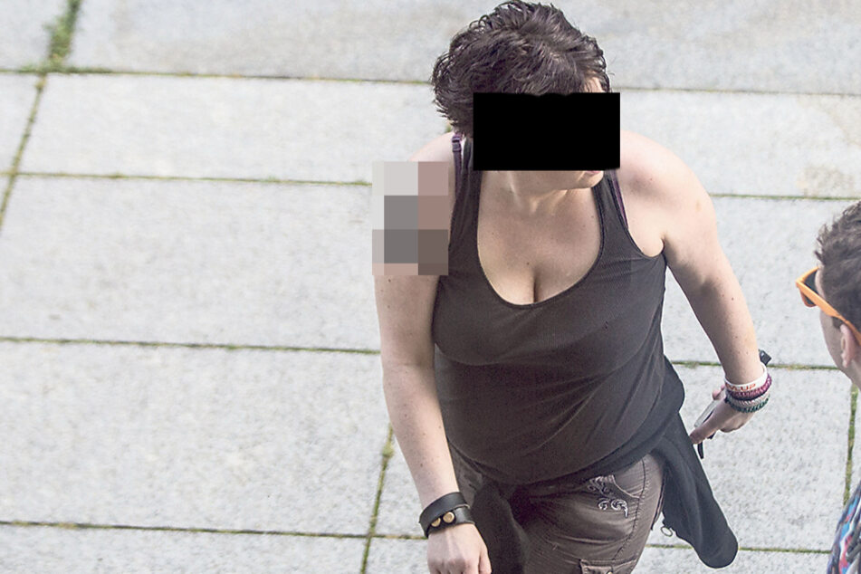 Christine N. (36) war eigentlich nur Babysitterin - und wurde dafür bestraft.