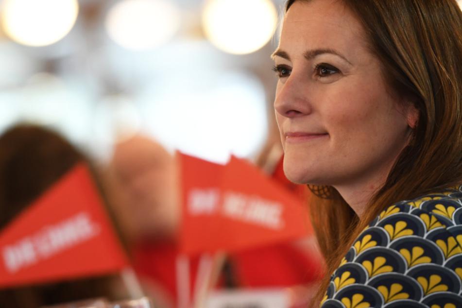 """Linken-Politikerin Janine Wissler erhält """"NSU 2.0""""-Drohmails"""