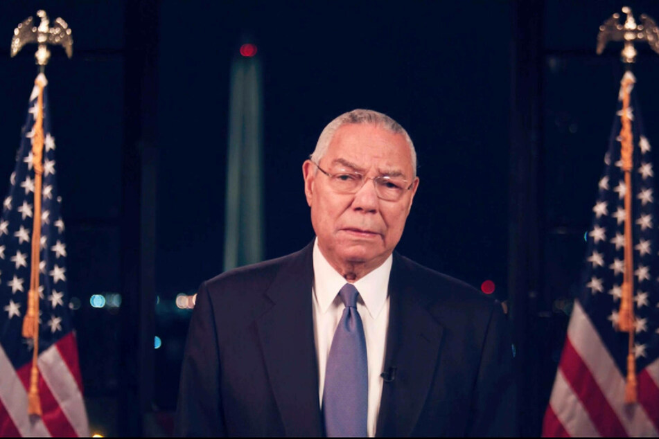 Colin Powell says he can no longer call himself a member of the Republican Party.