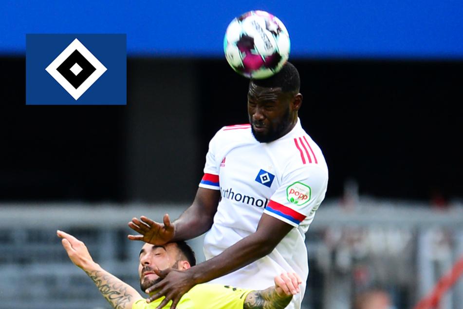 Bis 2024: HSV verlängert langfristig mit Eigengewächs Ambrosius!