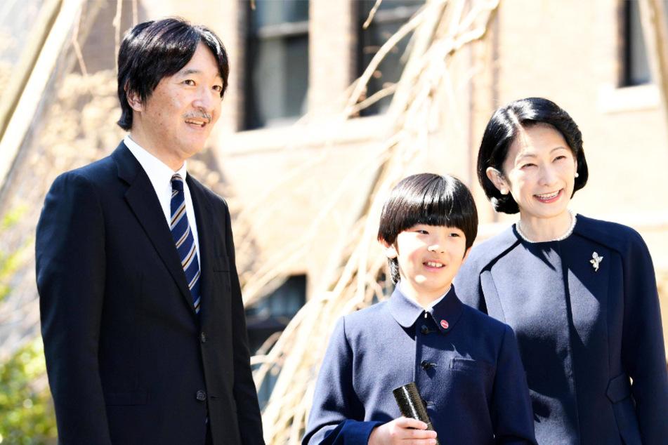 Japans Kaiserfamilie in Gefahr: Ist älteste Monarchie bald Geschichte?