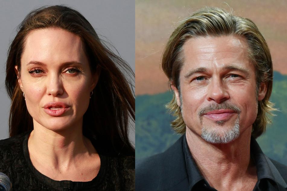 Angelina Jolie mit krassem Geständnis: Das ist der Grund für Trennung von Brad Pitt!