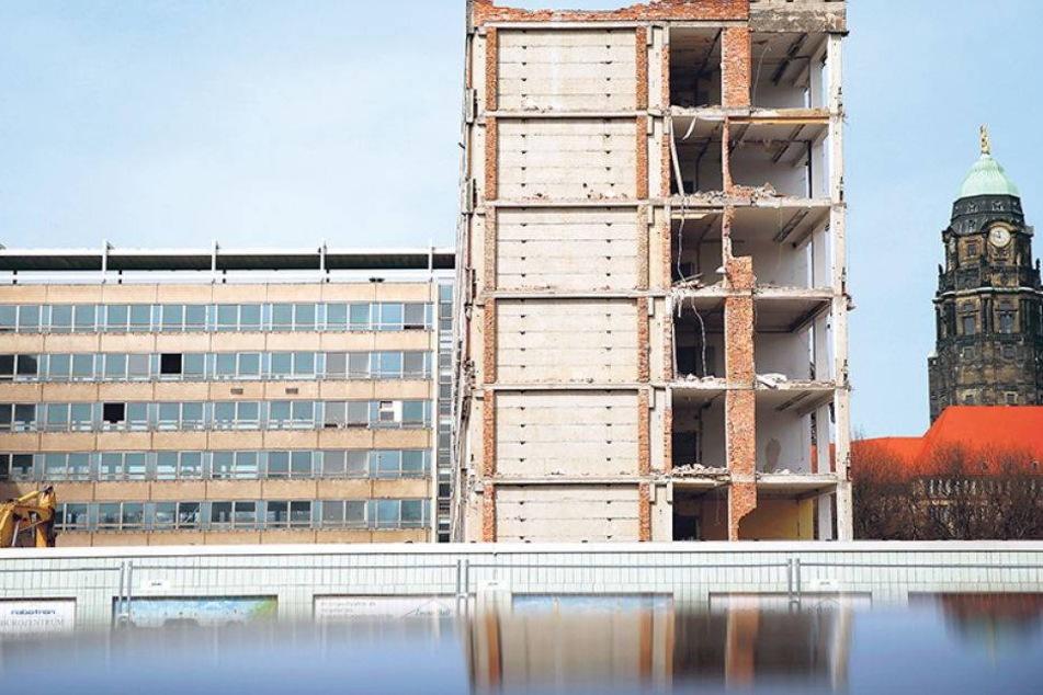 3000 Wohnungen! Altes Robotron-Areal wird zur Baustelle