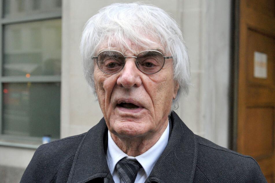 Mit 44-jähriger Ehefrau: Mit 89 Jahren! Bernie Ecclestone wird erneut Vater