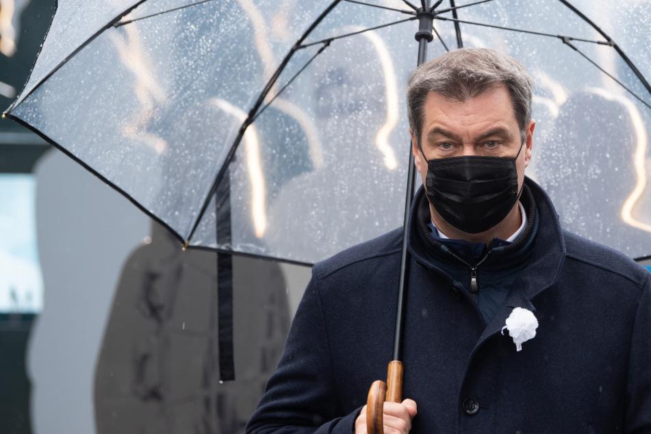 Ministerpräsident Markus Söder (53, CSU) hofft auf bundesweit einheitliche Regeln für Corona-Gegenmaßnahmen.