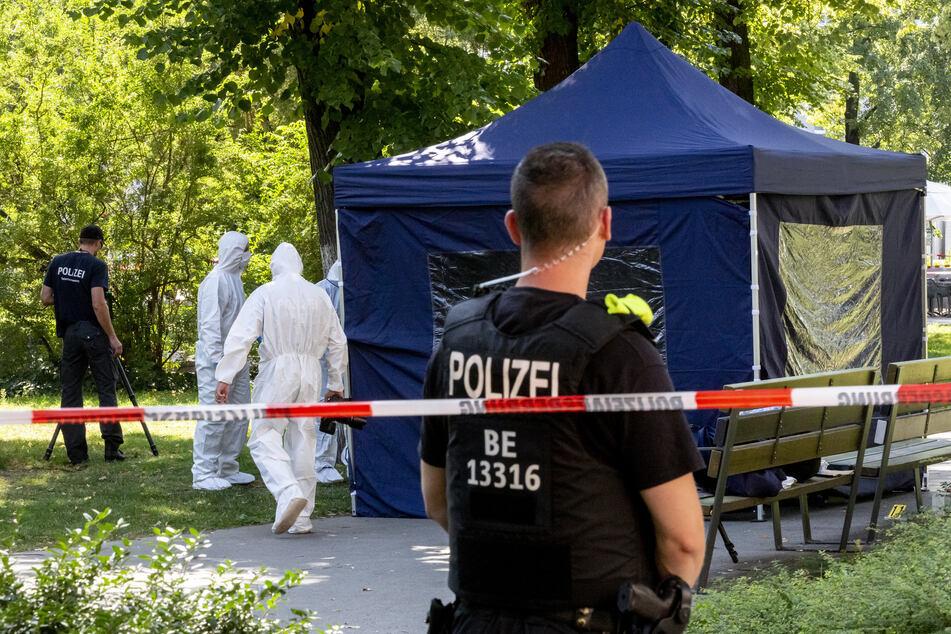Am 23. August 2019 wurde ein Georgier in Berlin-Moabit erschossen.