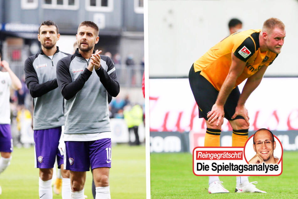 TAG24-Fußballredakteur Stefan Bröhl beschäftigt sich in seiner wöchentlichen Kolumne diesmal mit den 0:3-Pleiten von Dynamo Dresden und dem FC Erzgebirge Aue.