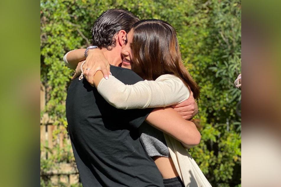 Yeliz und Jimi sind seit August ein Paar.