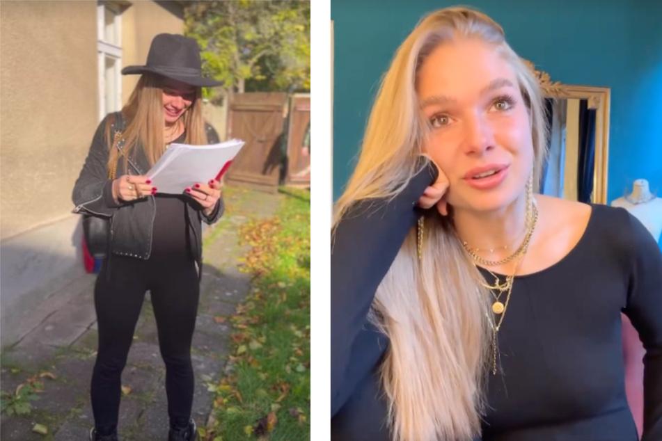 """""""Bin emotional überfordert"""": Lola Weipperts Traum geht in Erfüllung und für manche Fans auch"""