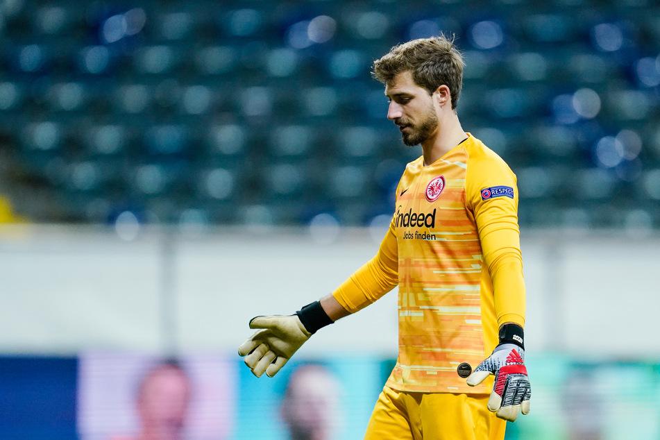 Eintracht-Keeper Kevin Trapp und seine Teamkameraden müssen sich weitestgehend zu Hause aufhalten.