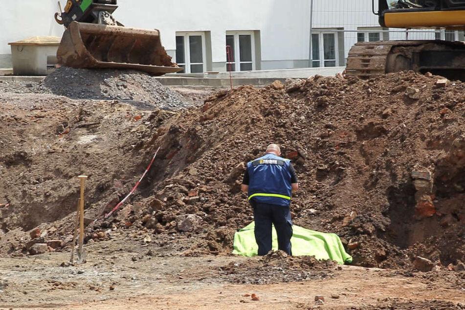 Wieder Weltkriegsbombe in Nordhausen gefunden: Evakuierung beginnt