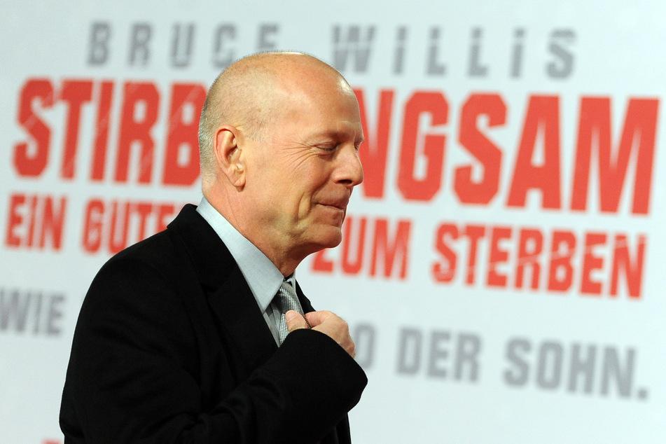 Bruce Willis entschuldigte sich öffentlich für sein Fehlverhalten.
