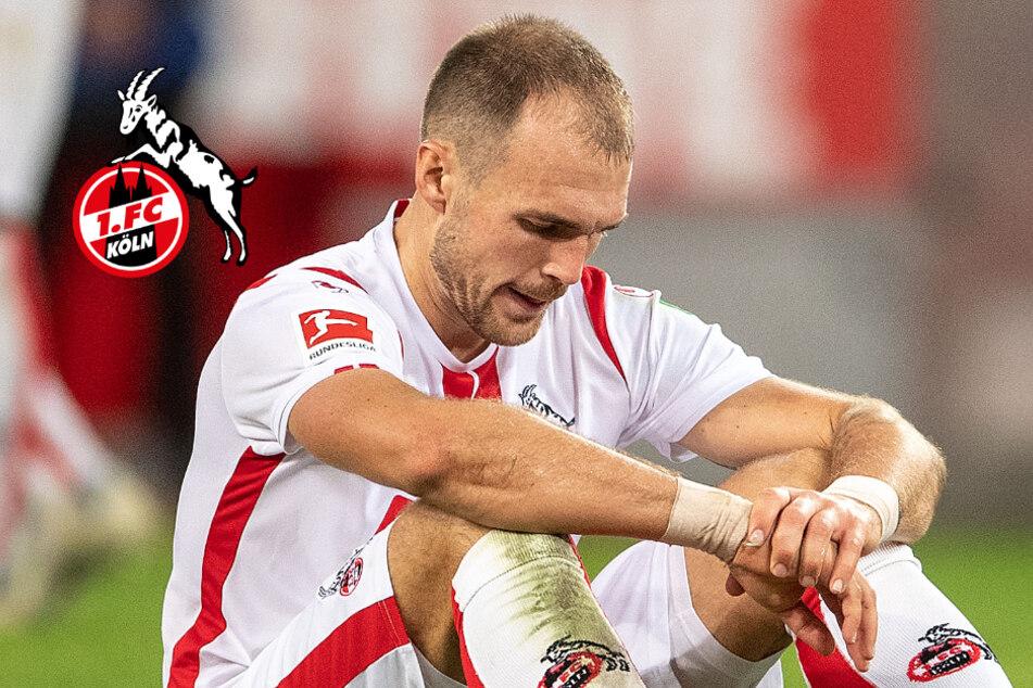 1. FC Köln: Verletzungspech hält an, diesmal trifft es Rafael Czichos