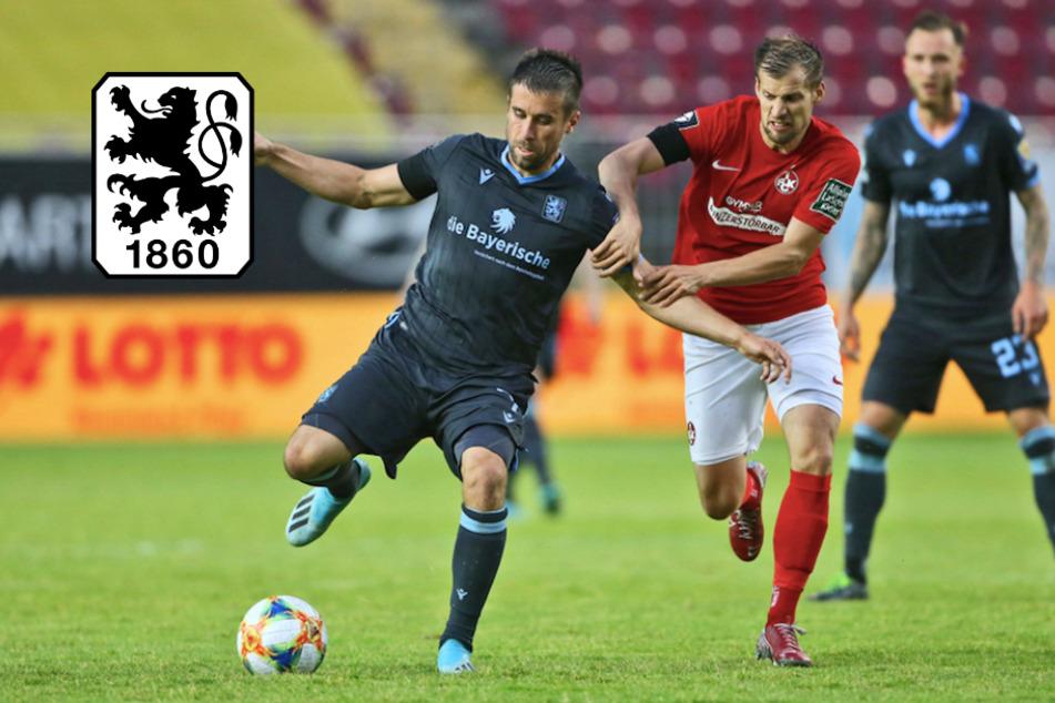 TSV 1860 München holt einen Zähler gegen den 1. FC Kaiserslautern