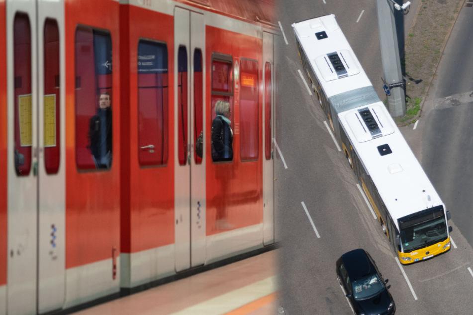 Corona-Krise trifft öffentlichen Verkehr in Baden-Württemberg extrem hart