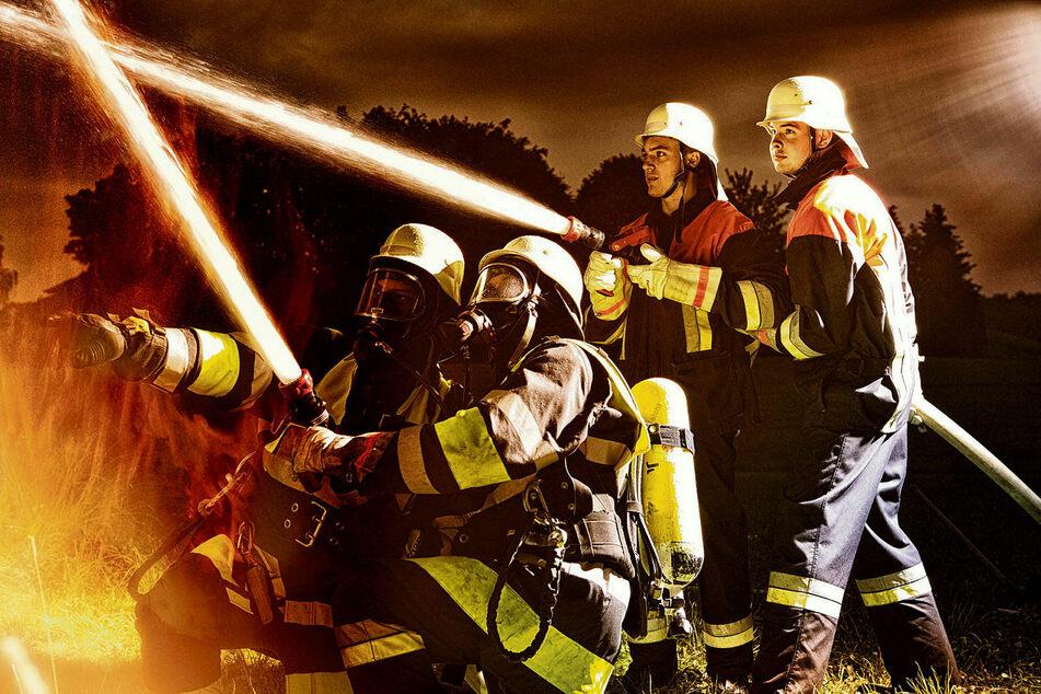 Körperlich gut drauf müssen alle Feuerwehrleute sein. Doch wer sticht besonders heraus?