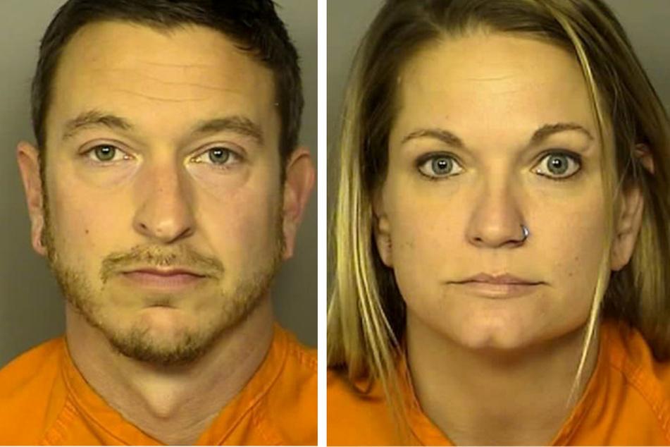 Eric (37) und Lori Harmon (36) finden scheinbar Gefallen am Geschlechtsverkehr in der Öffentlichkeit.