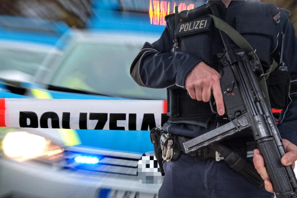 Schüsse in Wiesbaden: Großer Polizei-Einsatz am Mittwochabend