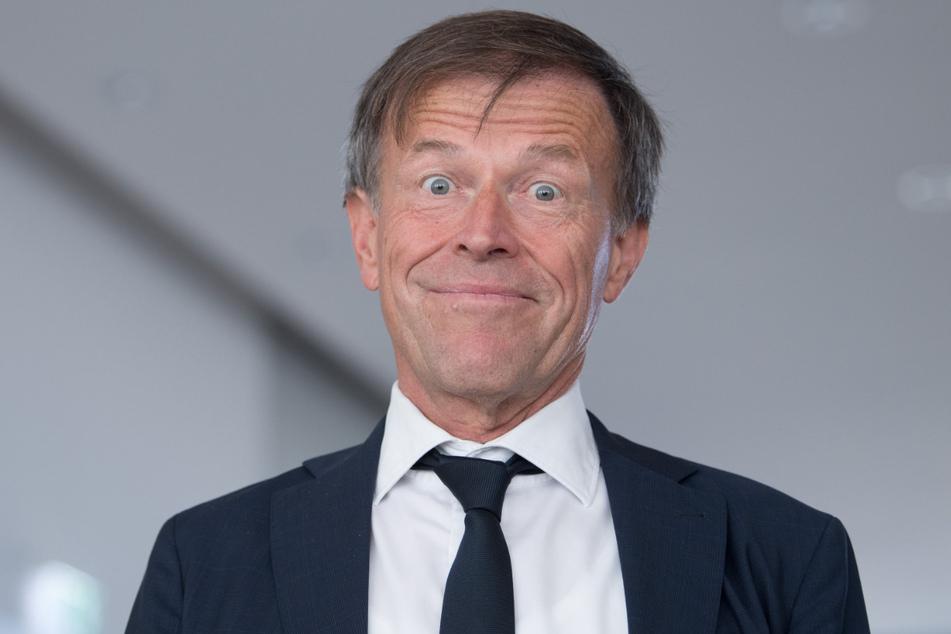 Matthias Rößler (65, CDU) ist für seinen ausgeprägten Dialekt bekannt.