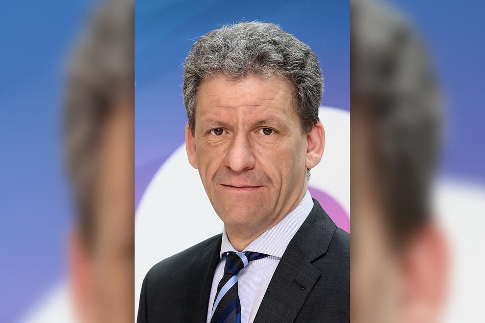 Stadtsprecher Mathias Merz (49) bedauert die vielen Einschränkungen.