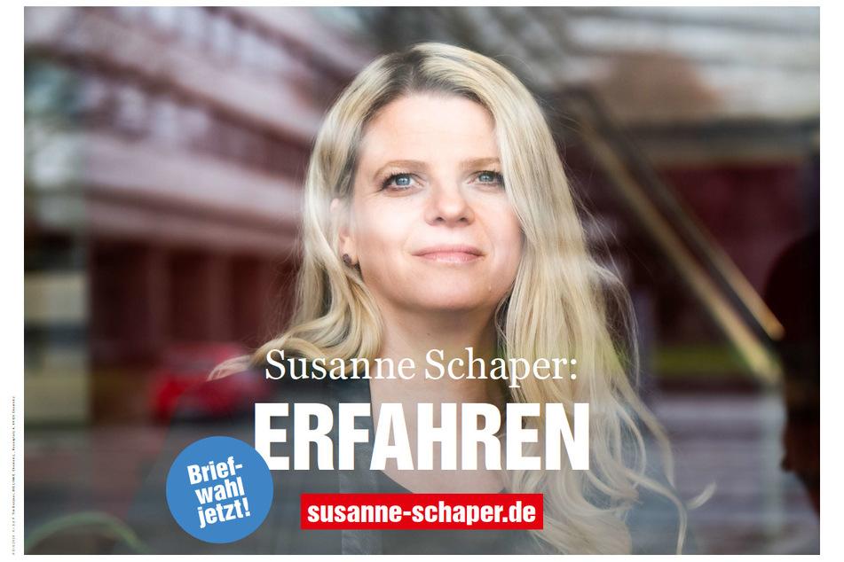 Susanne Schaper (42), Linke