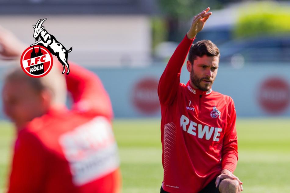 1. FC Köln startet in Vorbereitung: Spieler müssen doppelten Corona-Test machen