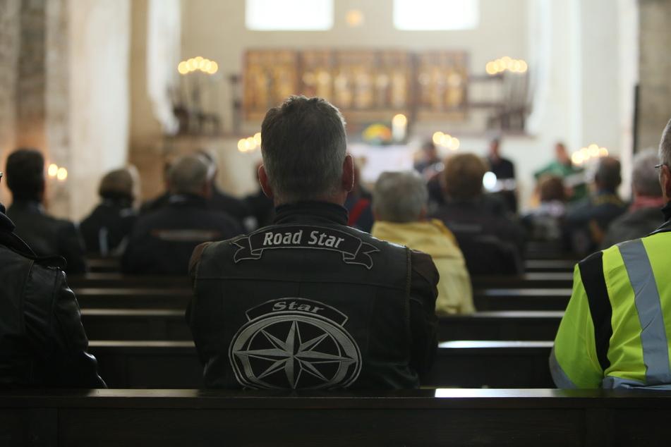 Etwa 35 Menschen kamen am Samstag zum Gedenk-Gottesdienst in Drübeck zusammen.