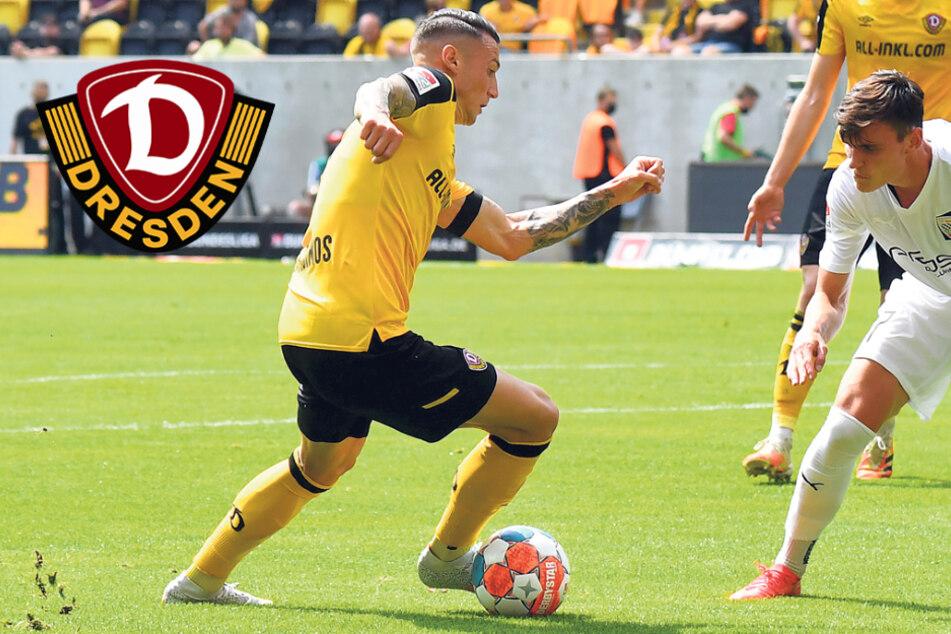Dynamo Dresden: Schwarz-gelbe Joker stechen