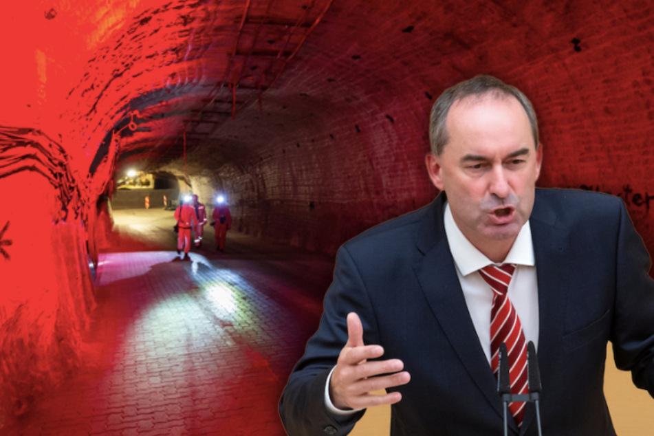 Wohin mit dem Atommüll? Aiwanger fürchtet Kampf, Bayern kritisiert Gorleben-Aus