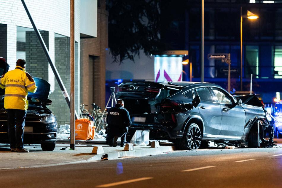 Der 39-Jährige hatte kurz vor dem Unfall das Sicherungssystem des 625 PS starken BMW X6 ausgestellt.