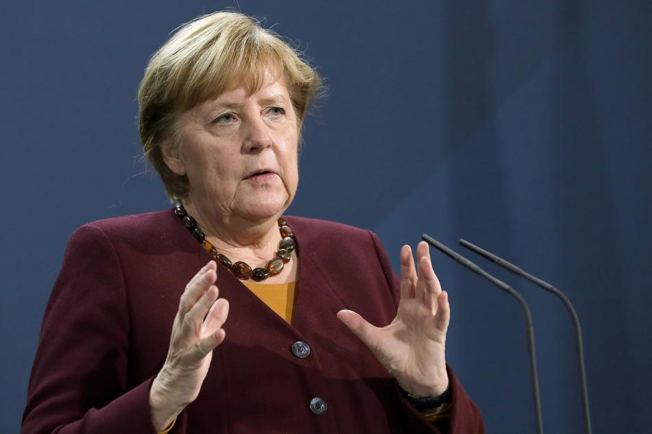 Coronavirus: Merkel rechnet mit Impfstoff vielleicht schon im Dezember