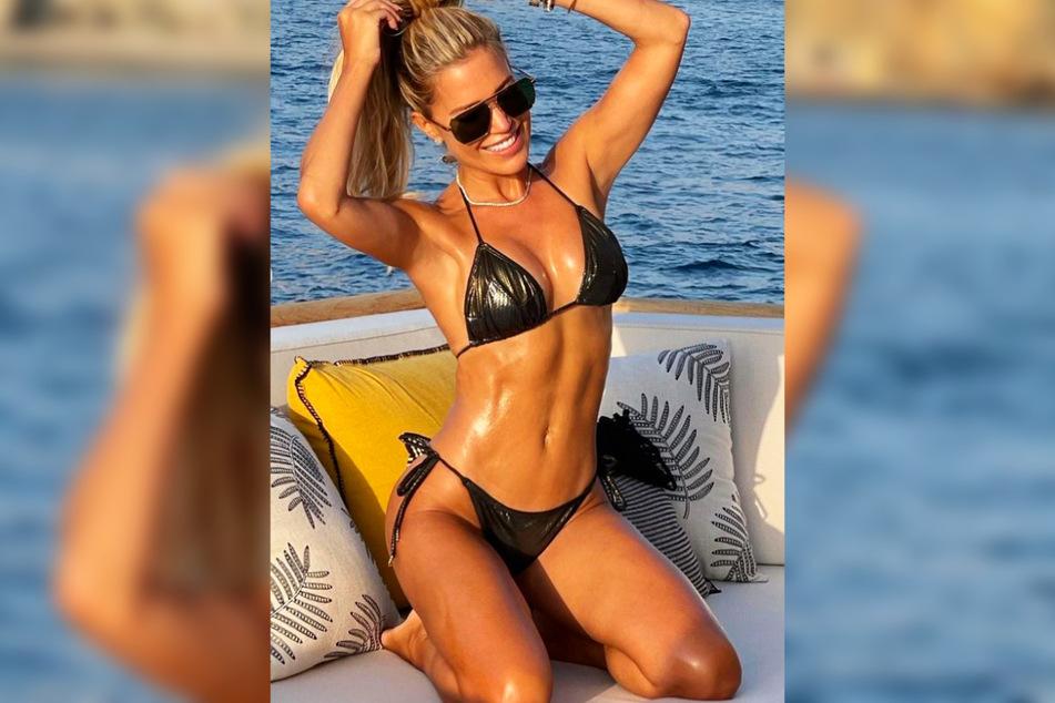 Mit sexy Bikini-Fotos hat Moderatorin Sylvie Meis (43) ihren Fans auf Instagram ordentlich eingeheizt.