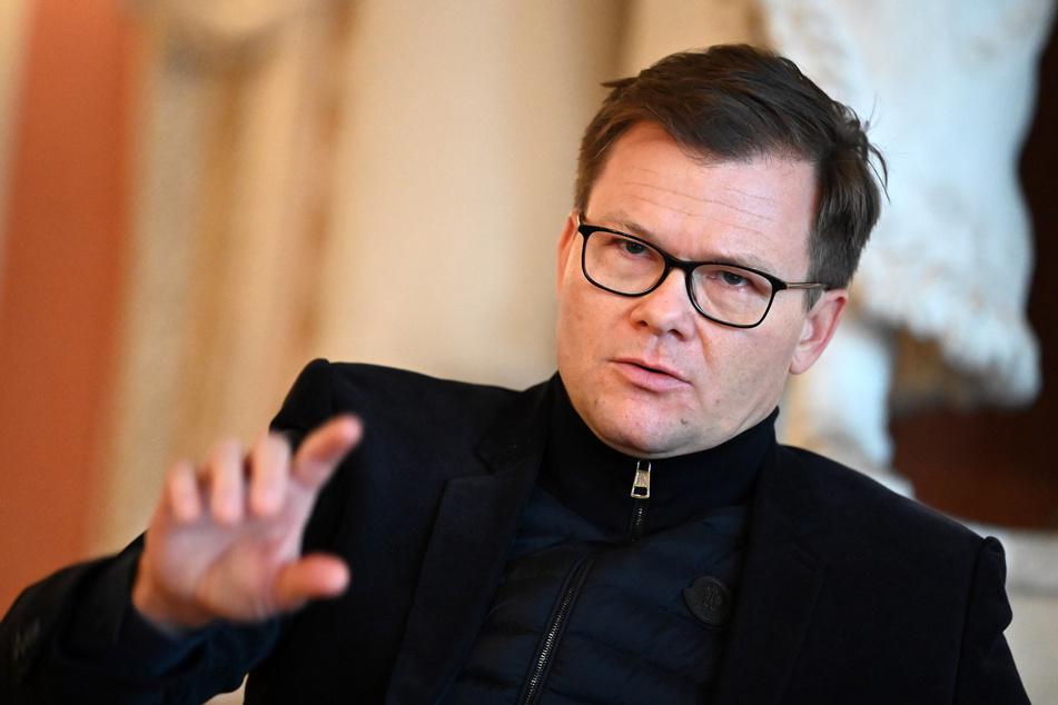 Carsten Schneider (45), Parlamentarischer Geschäftsführer der SPD-Bundestagsfraktion.