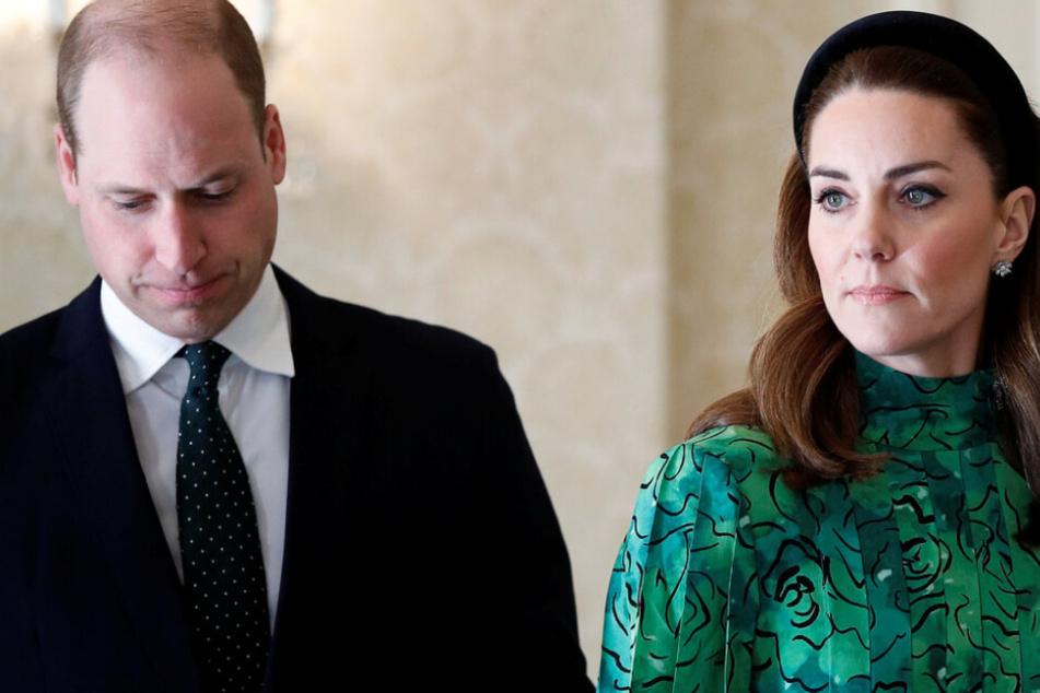 William und Kate verklagen Zeitung wegen Magersucht-Gerüchten