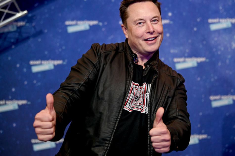 Tesla-Chef Elon Musk schließt Fusion mit anderen Autoherstellern nicht aus