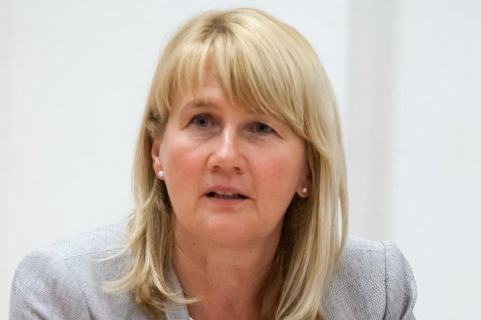 GGG-Chefin Simone Kalew (58) will fleißig investieren und Wohnungen attraktiver machen.