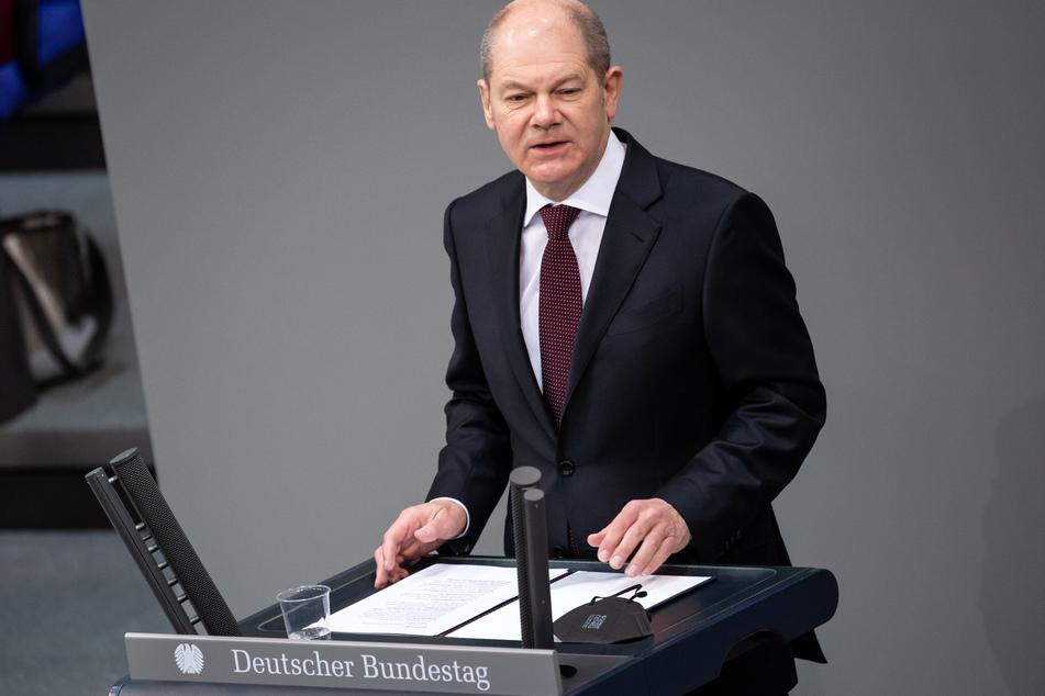 Bundesfinanzminister Olaf Scholz (62, SPD) plant wegen der Corona-Krise mehr als 140 Millionen zusätzliche Schulden aufzunehmen.