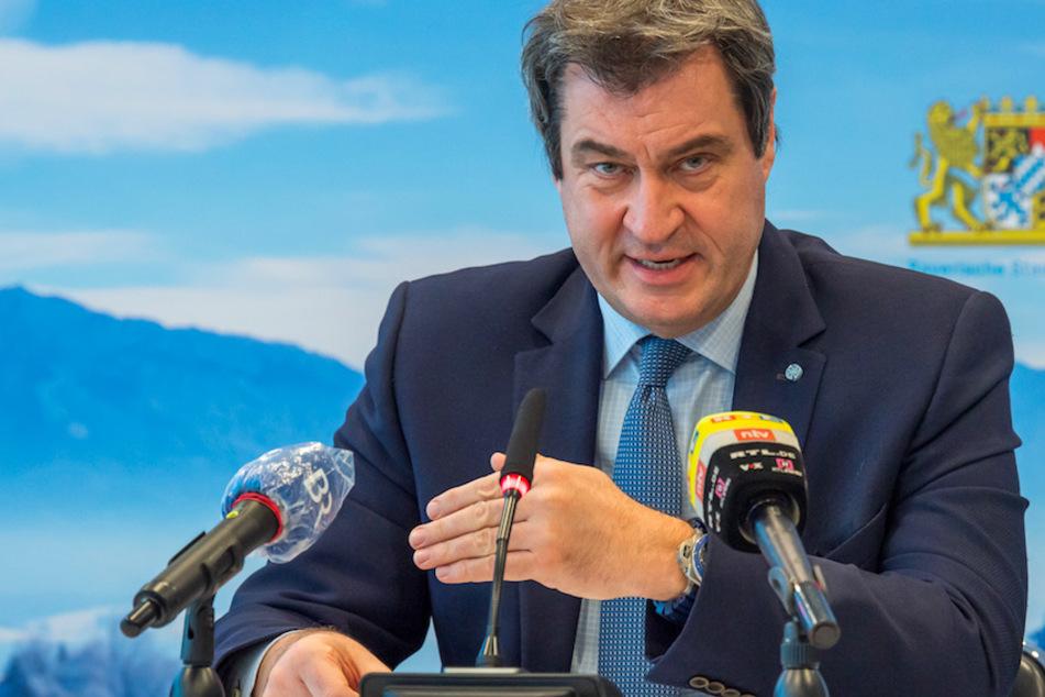 München: Jetzt lockern und dann zu Ostern wieder in den Lockdown? Söder mahnt zu Vorsicht