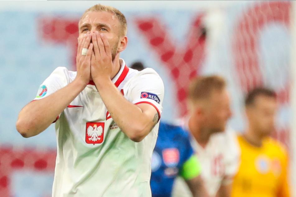 Tymoteusz Puchacz (22) konnte bei der EM durchaus überzeugen. Das Ausscheiden der polnischen Nationalmannschaft in der Gruppenphase konnte er aber nicht verhindern.