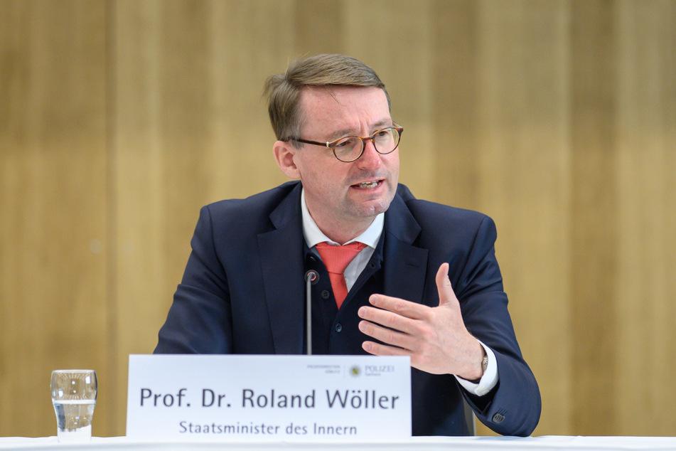 Unter Sachsens Innenminister Roland Wöller (51, CDU) gründete sich im Jahr 2019 die Soko LinX.