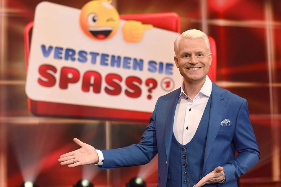 """Die neue Ausgabe """"Verstehen Sie Spaß?"""" mit Moderator Guido Cantz (49) zeigt das Erste am Samstag um 20.15 Uhr."""