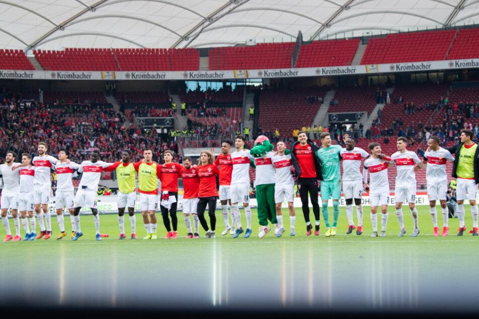 Am Sonntag geht's für den VfB ins Trainingslager.